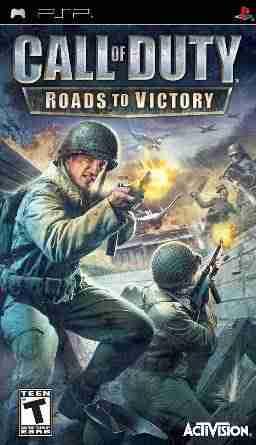 Descargar Call Of Duty Roads To Victory [Spanish] [UMDRiP] por Torrent